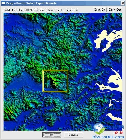 转载:利用google earth制作地形等高线,代替地形图 - 冰魂 - wawawawoomlibo 的博客